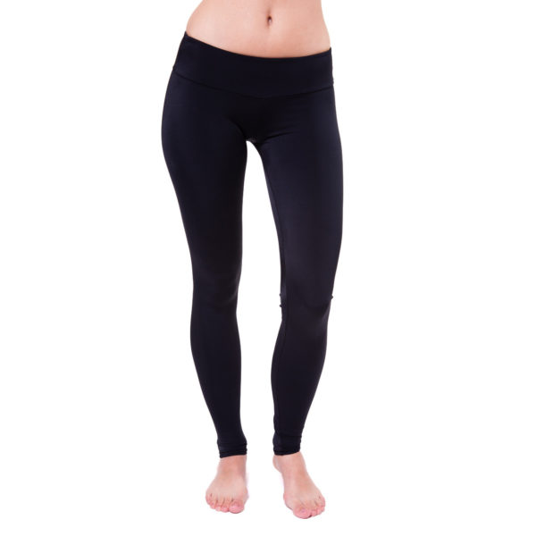 Onzie Long Legging - Black