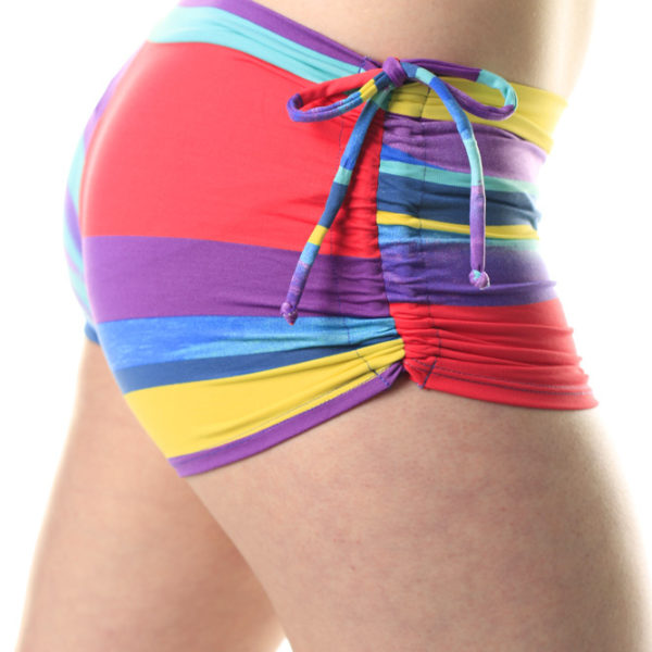 Shakti Activeware - Side String Shorts Between the