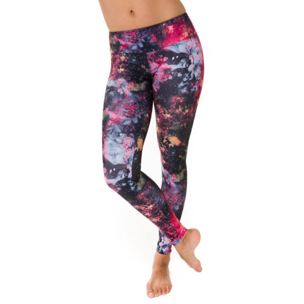Onzie Pants - Yoga Pants - Solar System