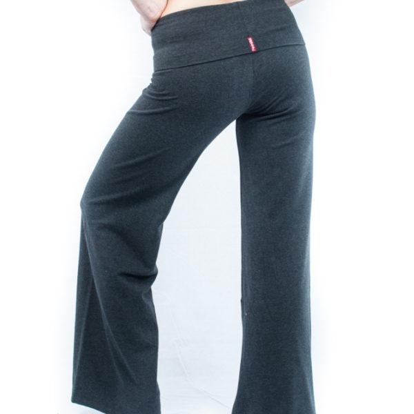 Hard Tail Contour Rolldown Wide Leg Pant