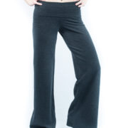 Hard Tail Contour Rolldown Wide Leg Pant