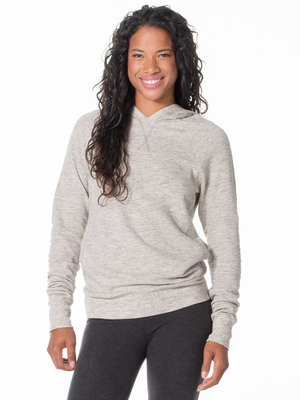 Hard Tail Fitted Pull-Over Hoodie - Vista