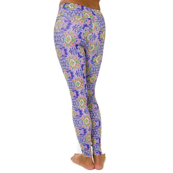 Onzie Long Legging - Lotus