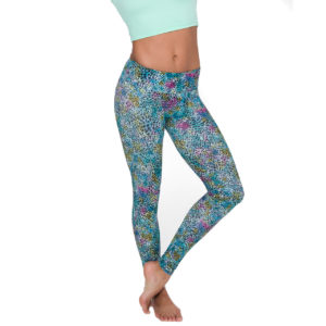 Onzie Leggings - Long - Leo