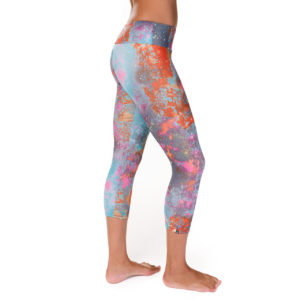 Onzie Capri Pant - Big Bang