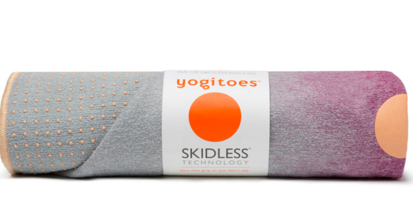 yogitoes Waterfall Collection - yoga towel mat