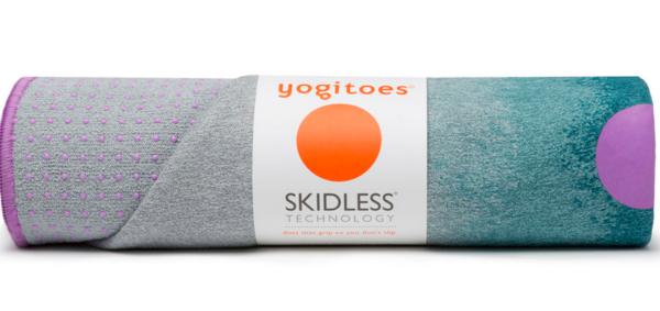 yogitoes Waterfall Collection - yoga towel mat
