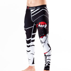 Street Fighter Ryu Spats