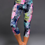 Onzie Capri Pant - Jungle Fever - Onzie Canada