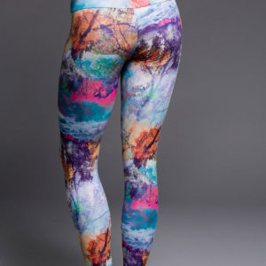 Onzie Long Legging - Fantasy - Onzie Canada