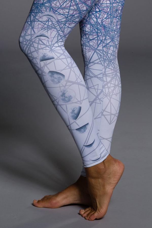 Onzie Graphic Legging - Luna - Onzie Canada