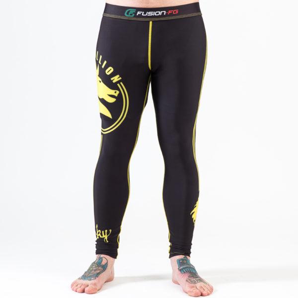 FFG - Rocky Italian Stallion - Mens Yoga Leggings - Front