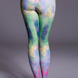 Onzie Long Leggings - Daydream Back