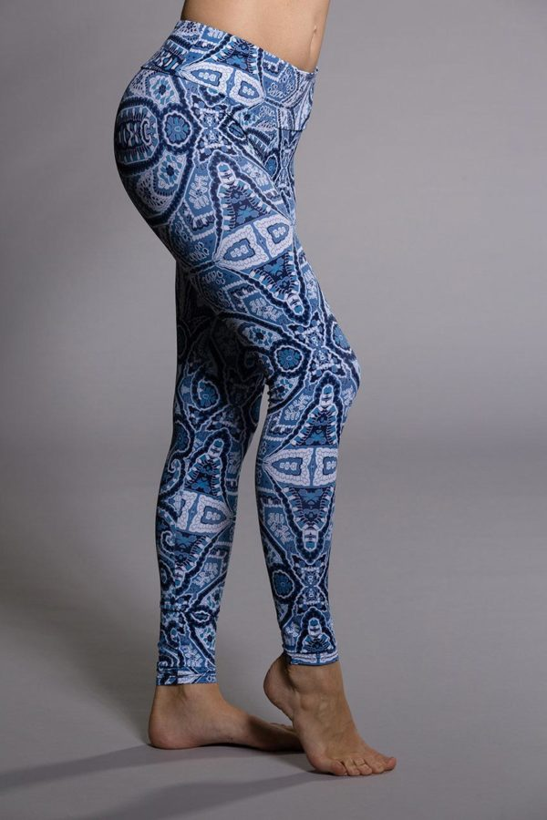 Onzie Long Leggings - Iris