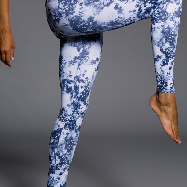 Onzie Long Leggings - Starburst Pose