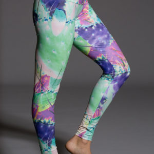 Onzie Long Legging - Agave