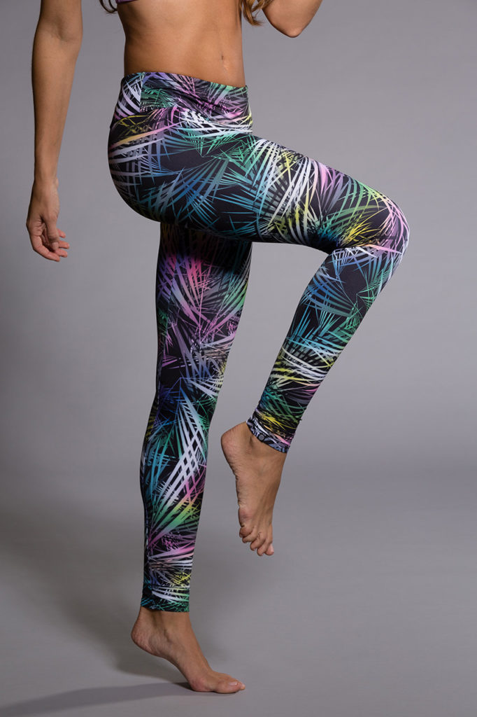 Onzie Long Legging - Krypton Pose