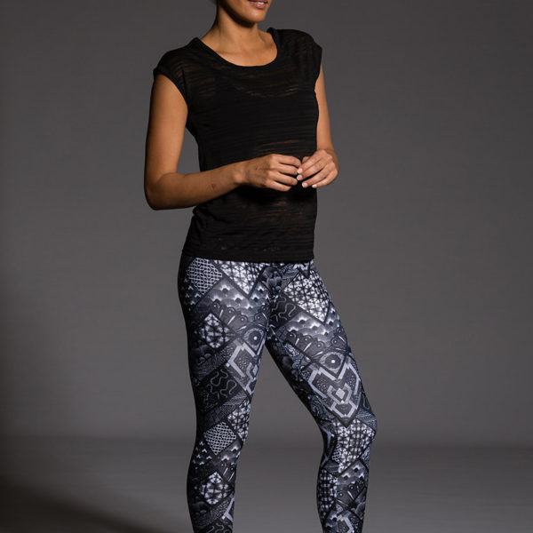 Onzie Long Legging - Noir Model