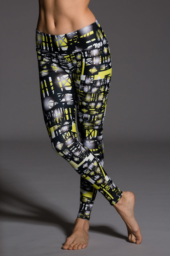 Onzie Long Legging - Queen Bee Pose