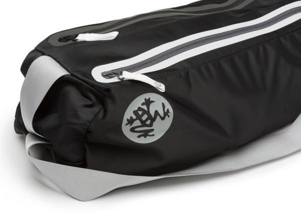 Manduka Yoga Bag - GO Steady - Black Closeup
