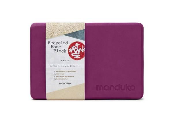 Manduka Recycled Foam Block - Isabella
