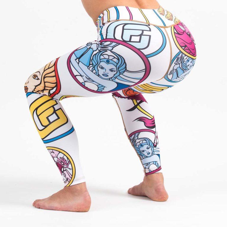 She-Ra Leggings Squats